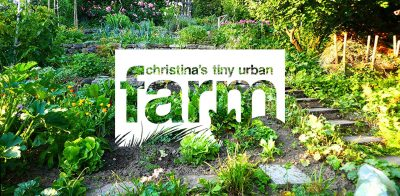 Christina's Tiny Urban Farm